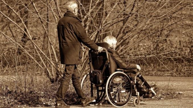 Usl Umbria 1, in Umbria il 16 per cento degli anziani è disabile
