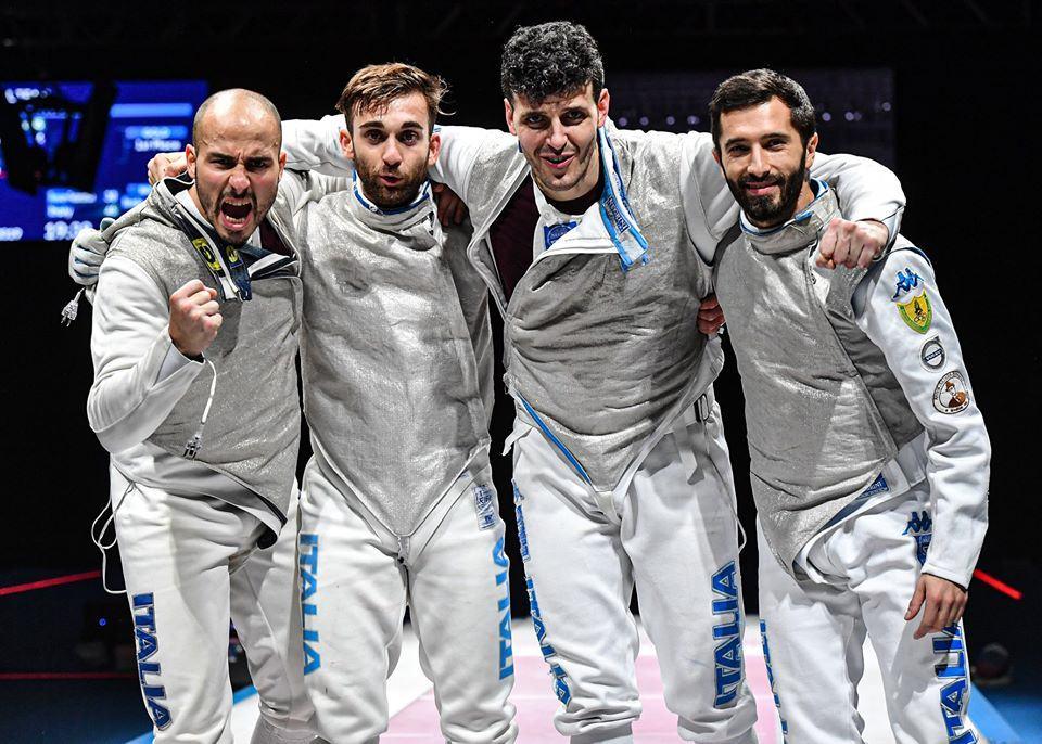 Coppa del Mondo Tokyo: Alessio Foconi è bronzo a squadre