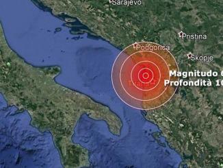 Sisma Albania Longhi al lavoro con il team italiano per la valutazione dell'agibilità degli edifici