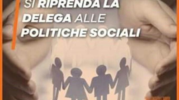 La presidente Tesei si riprende le politiche sociali, dice Andrea Fora