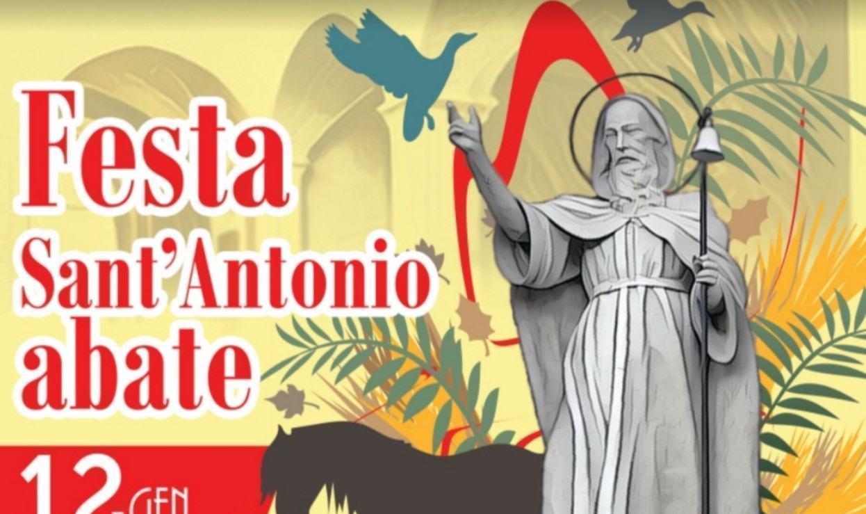 Presentazione della Festa di Sant'Antonio abate 12 gennaio 2020