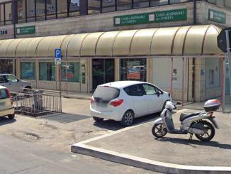 Tentata rapina alla Banca Intesa Sanpaolo, a Terni