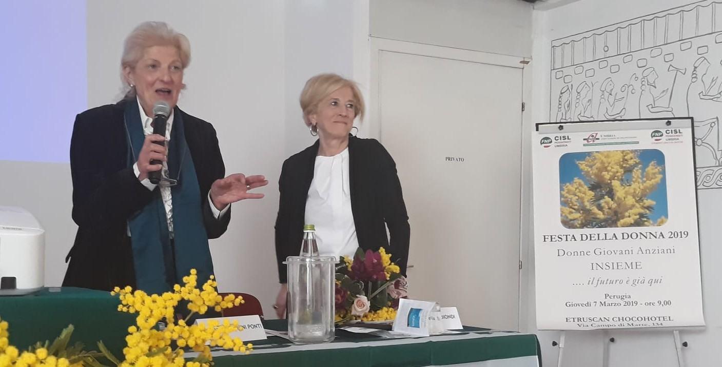 Morta Nerina Antonini Ponti, insegnante e sindacalista della CISL
