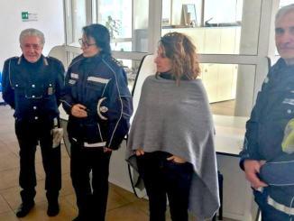 GiovannaScarcia incontri nelle sezioni territoriali della Polizia locale