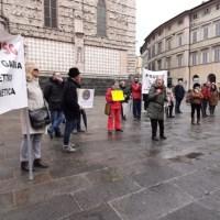 Manifestazione No 5G Umbria, anche a Perugia si mobilitano