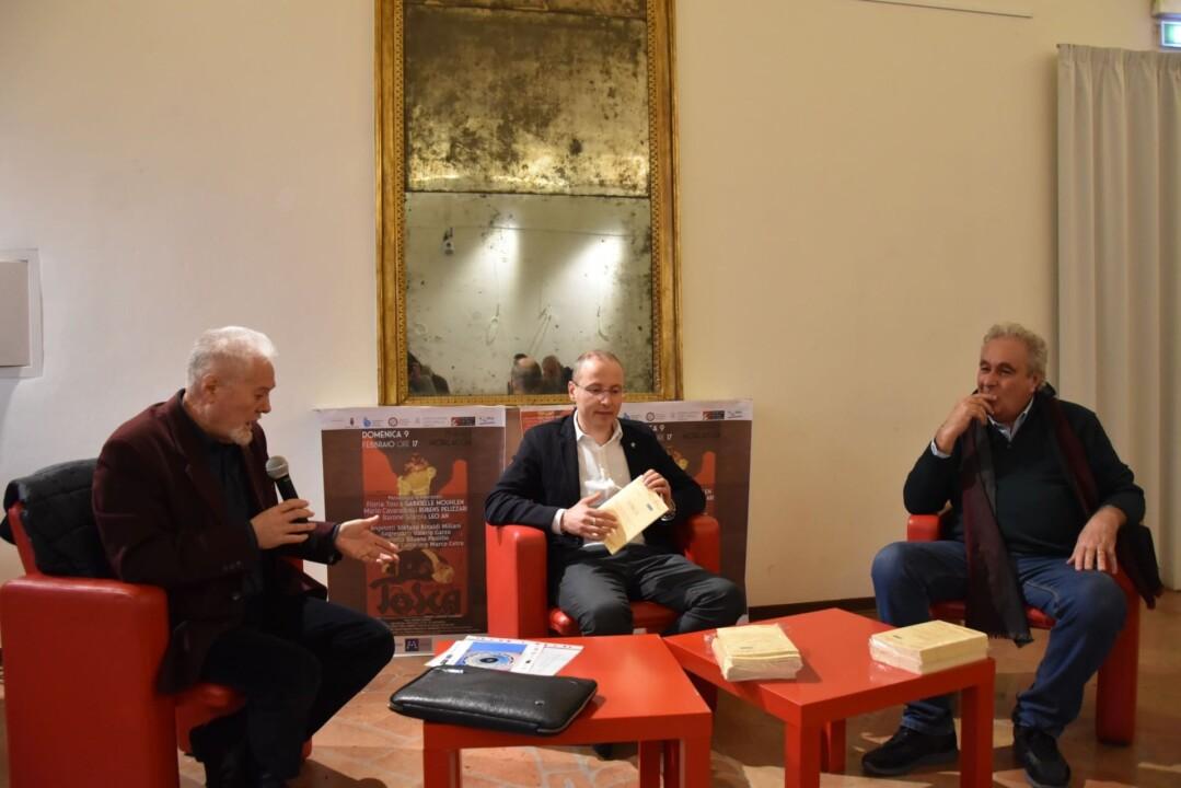 La Tosca a Perugia, domenica 9 febbraio Teatro al Morlacchi