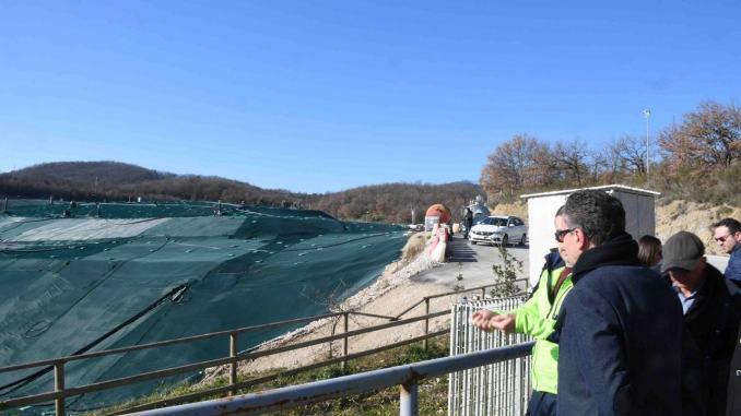Verifica ciclo rifiuti, Assessore Morroni avvia programma visite a impianti