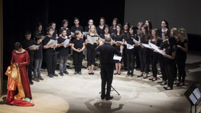 Family Concert con i cori sabato 8 febbraio 2020 alla Notari Perugia