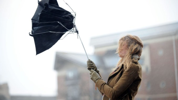 Allerta meteo protezione civile, forti venti al Centro Nord domani 10 febbraio
