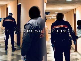 Straniero minaccia di morte operatore sicurezza a Fontivegge