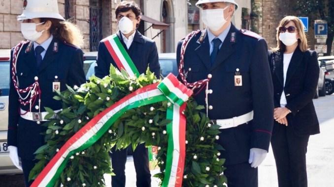 Festa della Liberazione a Perugia, le parole del sindaco Romizi in un video