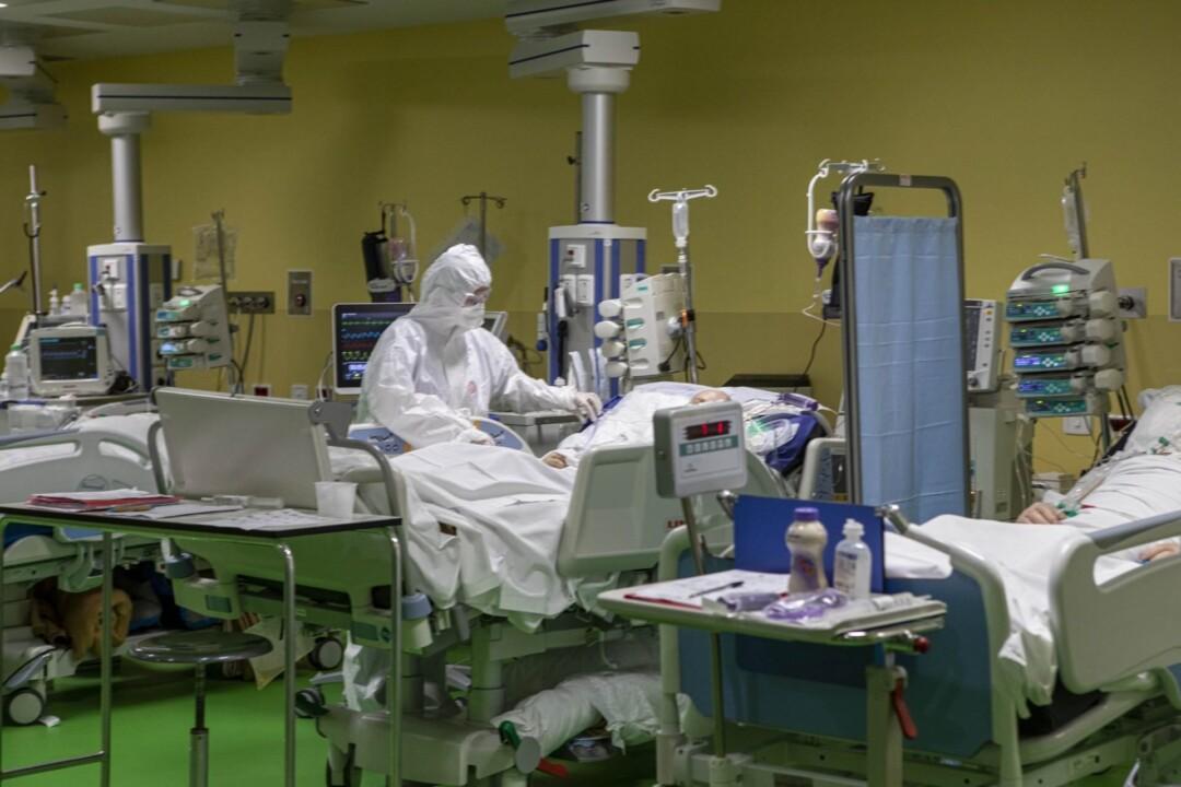 Coronavirus, in Italia all'8 aprile record di guariti, più 2099, meno ricoverati in intensiva