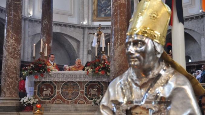 Pellegrinaggio spirituale del vescovo Giuseppe Piemontese ad Amelia e Narni