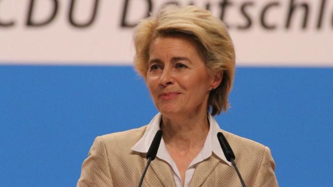Coronavirus: Ursula von der Leyen, situazione preoccupante in Ue