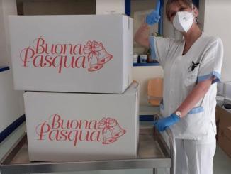Coronavirus, Chianelli dono di cioccolata per malati e operatori