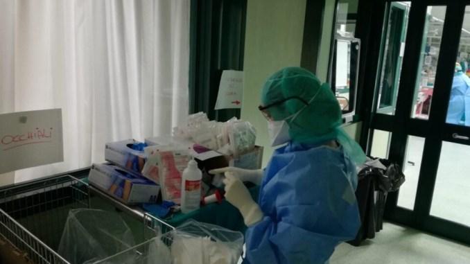 Coronavirus in Italia, al 12 aprile aumentato i positivi perché si fanno più test
