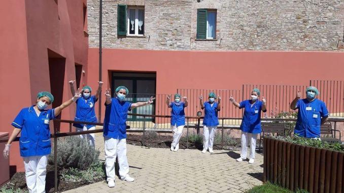 Residenze Protette Fondazione Fontenuovo, operatori e ospiti tutti negativi