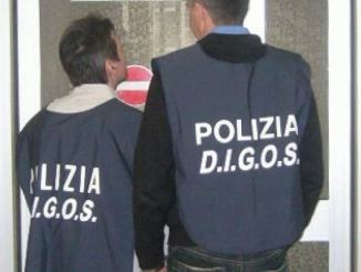 Non rispetta divieto ritorno a Perugia, pregiudicato denunciato da Digos