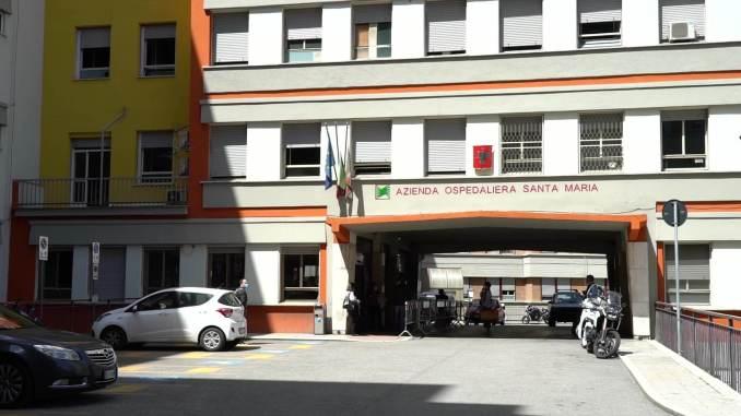Fondazione Carit 1,2 milioni di Euro per ospedale Santa Maria di Terni
