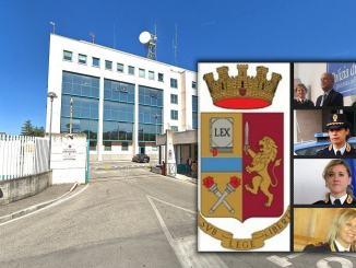Avvicendamenti dei funzionari della Polizia di Stato, nella città di Perugia