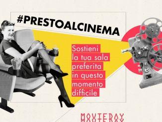 Movieday eventi senza data ritorno di film e pubblico #prestoalcinema