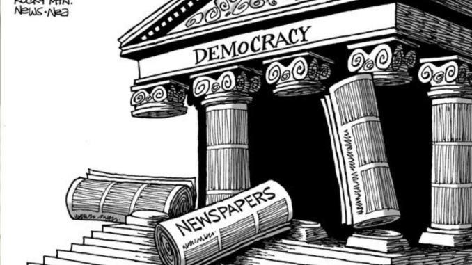 Giornata mondiale della libertà di stampa, Fiammetta Modena, informazione ruolo essenziale