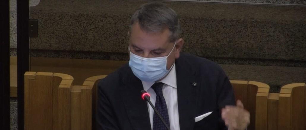 Paparelli (PD): Umbria del Sud bloccata da giorni a causa dei lavori su E45