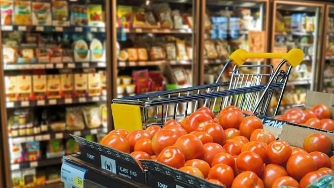 Aumenti prezzi alimentari, situazione preoccupante, Umbria seconda in italia