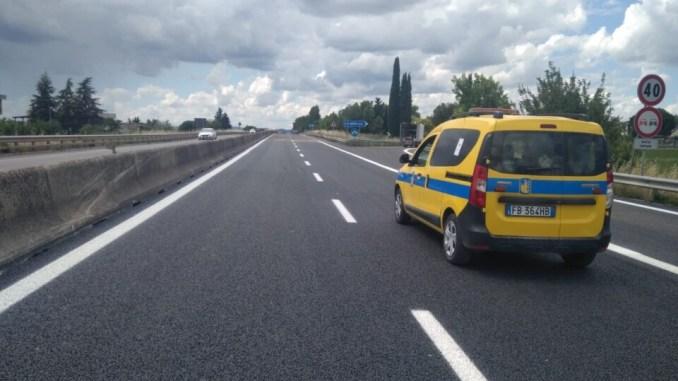 Lavori risanamento sulla SS75 Centrale Umbra direttrice Perugia-Foligno