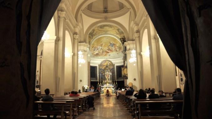 Cattedrale Terni - Celebrata la solennità del Corpus Domini