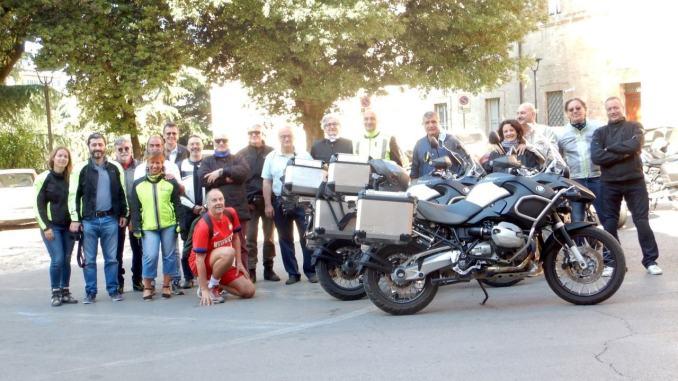 """Fondato il """"Club Moto Unipg"""", presente anche il Rettore Oliviero"""
