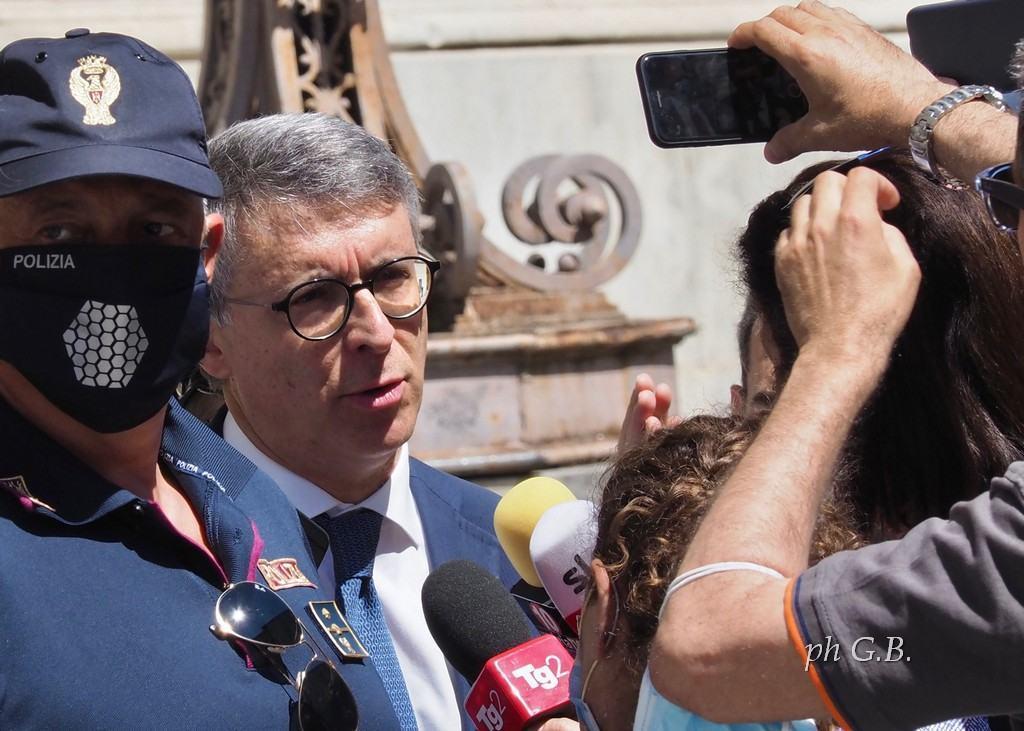 """Cantone: """"l'Umbria non ha organizzazioni criminali stanziali"""""""