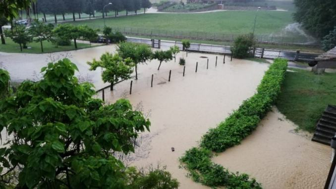 Alluvioni, necessario il riconoscimento dello stato di emergenza