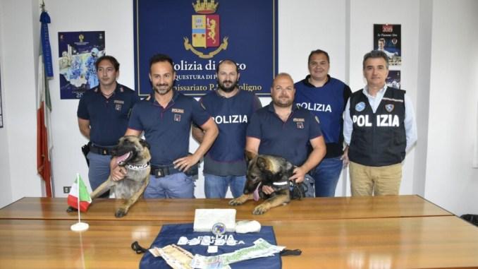 Scoperto con oltre un chilo e mezzo di cocaina, arrestato un insospettabile a Foligno