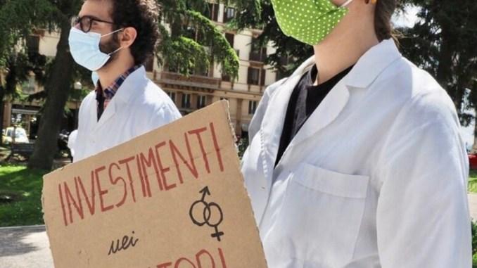"""Sanità umbra: martedì a Perugia gli """"eroi"""" scendono in piazza"""
