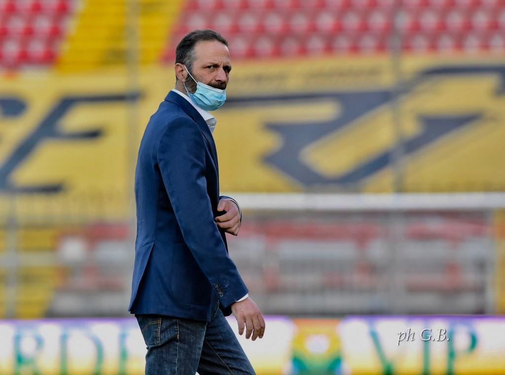 """Calcio, l'ultima missione di Santopadre """"Vinceremo: Perugia non retrocederà"""""""