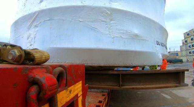 Installato in Gran Bretagna il grande simulatore spaziale ACS Angelantoni