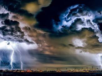 Maltempo: temporali e venti forti in arrivo al Centro-Sud