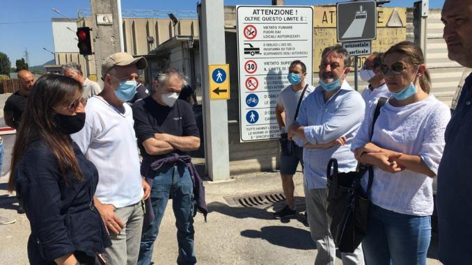 """Treofan Terni, la Lega incontra i lavoratori: """"Il Governo intervenga. Risposte dalla proprietà"""""""
