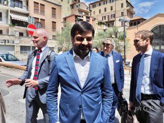 Spariti i messaggi dal cellulare di Luca Palamara, non ce n'è traccia a Perugia