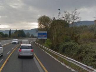 Iniziano i lavori di rigenerazione del sottofondo stradale Raccordo Terni Orte