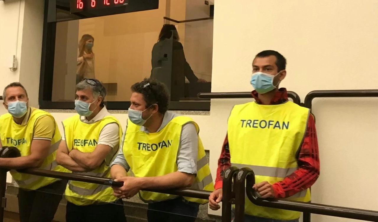 Treofan, ristabilire immediatamente condizioni per ripresa🔴▶