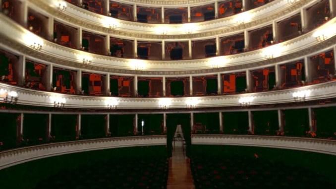 Teatro Mancinelli di Orvieto Recital dell'Edizione 2020diSpazio Musica.