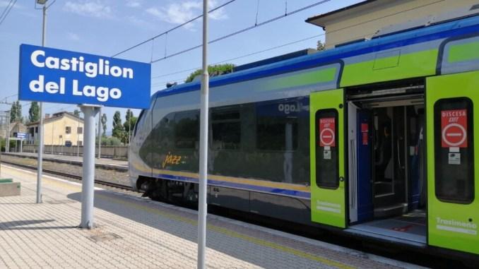 Con Trasimeno Line Trenitalia rende accessibile il lago