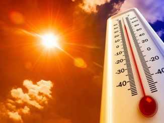 Ondata di calore, a Perugia temperature fino a 36 gradi