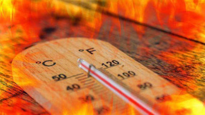 Ondate di calore: Fase 2 di disagio per mercoledì 7 e giovedì 8 luglio