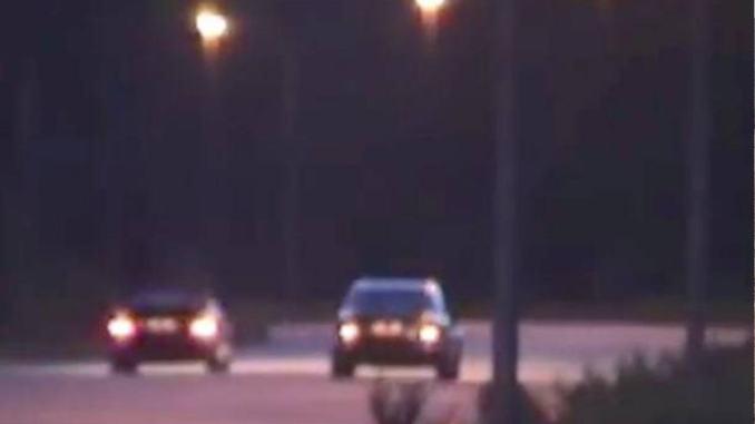 Sulla statale a folle velocità, gare sulla strada a Baschi, denunciati in 5