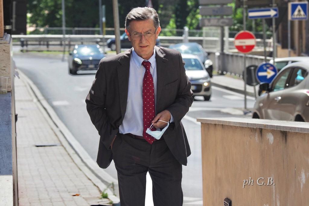 Emilio Duca, l'ex dg Azienda ospedaliera, chiama a testimoniare Antonio Onnis