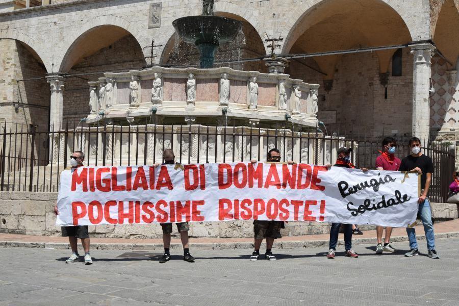 Bonus affitti 2020, Perugia Solidale chiede rimozione requisito 5 anni di residenza