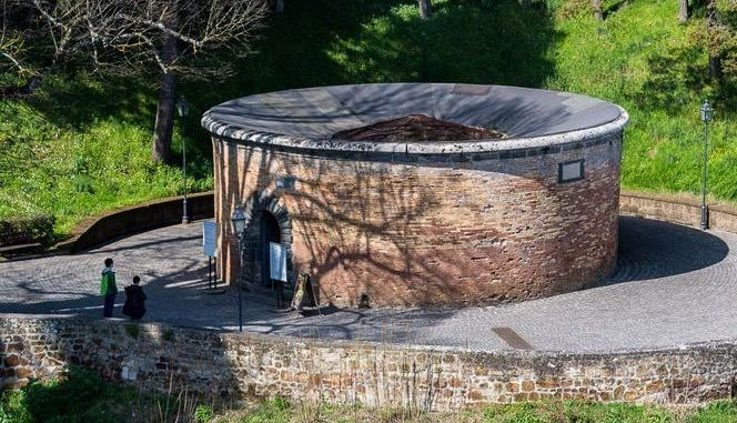Restauro conservativo e copertura del Pozzo di San Patrizio di Orvieto